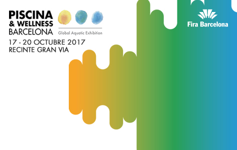 Feria piscina wellness 2017 barcelona mas office blog for Piscina wellness barcelona